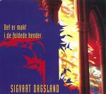 [00 하반기] 4. Sigvart Dagsland - Bred Dina Vida Vingar