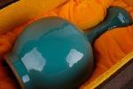 AE266. 도자기 병 - 여기저기 알튐 및 가마유가 보여짐 (700.7g)