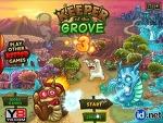 """타워디펜스 """"키퍼 오브 더 그로브3(Keeper of the grove 3)"""""""