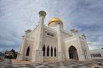 [브루나이 반다르스리브가완 여행] 오마르 알리 사이푸딘 모스크 (Omar Ali Saifuddin Mosque), 브루나이의 상징