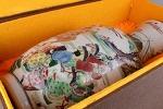 AF49. 도자기 병 -여기저기 알튐 및 가마유가 보여짐- (4.2kg)