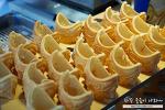 아가리붕어빵 벌꿀 아이스크림 @ 인사동 먹거리