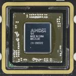 라데온 프로 폴라리스21 삼성 생산. (Radeon Pro Polaris21)