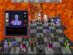 터미네이터 2:저지먼트 데이 - 체스 워즈 , Terminator 2 Judgment Day - Chess Wars {보드게임 , Board}