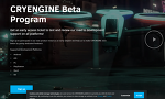 CryEngine for mobile beta