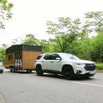 바퀴달린집 가격!! 트레일러하우스(타이니하우스) 제작업체, 쉐보레 트래버스