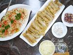 터키문화원 터키요리 08_ 양배추롤, 브로콜리샐러드, 치즈야채스프