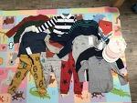 [육아일기] 아이들 옷이 저렴한 영국: 우리 아이 겨울 준비