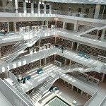 독일 슈투트가르트 여행 , 슈투트가르트 시립 도서관 stuttgart Library