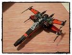 포의 X-윙 파이터 - 레고 스타워즈 (Poe's X-Wing Fighter, Lego Star Wars)