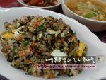 간단하고 맛있는 가을찬 54, 김치콩나물국(미역볶음밥에)