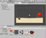 [Unity 2D] 스와이프를 이용한 게임