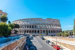 이탈리아 여행의 첫 시작. 콜로세움과 그 주변 (대전차 경기장, 판테온)