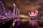[싱가포르 여행] 싱가포르가 한눈에, 마리나베이샌즈 호텔 스카이파크 전망대