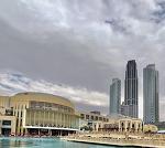 [두바이] 길 너머에서 두바이 분수쇼를 볼 수 있는 또다른 호텔, 어드레스 파운틴 뷰