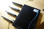 넷기어, 무선공유기 끝판왕 나이트호크 X8 R8500 사용기!