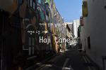 [싱가포르] 아랍 스트리트의 예쁜 골목, 하지 레인(Haji Lane)