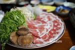 가고시마 여행 (2) 스와온센 저녁, 아침 식사