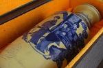 AH328. 도자기 병 -여기저기 알튐및 가마유가 보여짐- (1.3kg)
