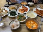 을지로5가 맛집 제육볶음 과 생선구이 맛집 거목식당.