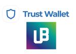 유니브라이트(UBT) 코인 트러스트 지갑 토큰 스왑 구매 방법