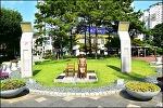 평화의 소녀상,평화비-구로역 광장