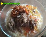 내가 만든 한국식 야채크림스프