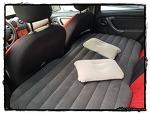 자동차 에어매트 (Car Air Mattress)
