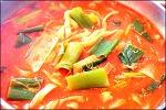 육개장칼국수,비빔냉면