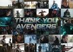 어벤져스 엔드게임:땡큐 어벤져스,바이 어벤져스 그리고 스탠리 ( THANK YOU AVENGERS, BYE AVENGER,Stand Lee))