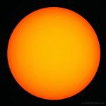 New sunspot AR2706 새로운 태양 흑점 출현