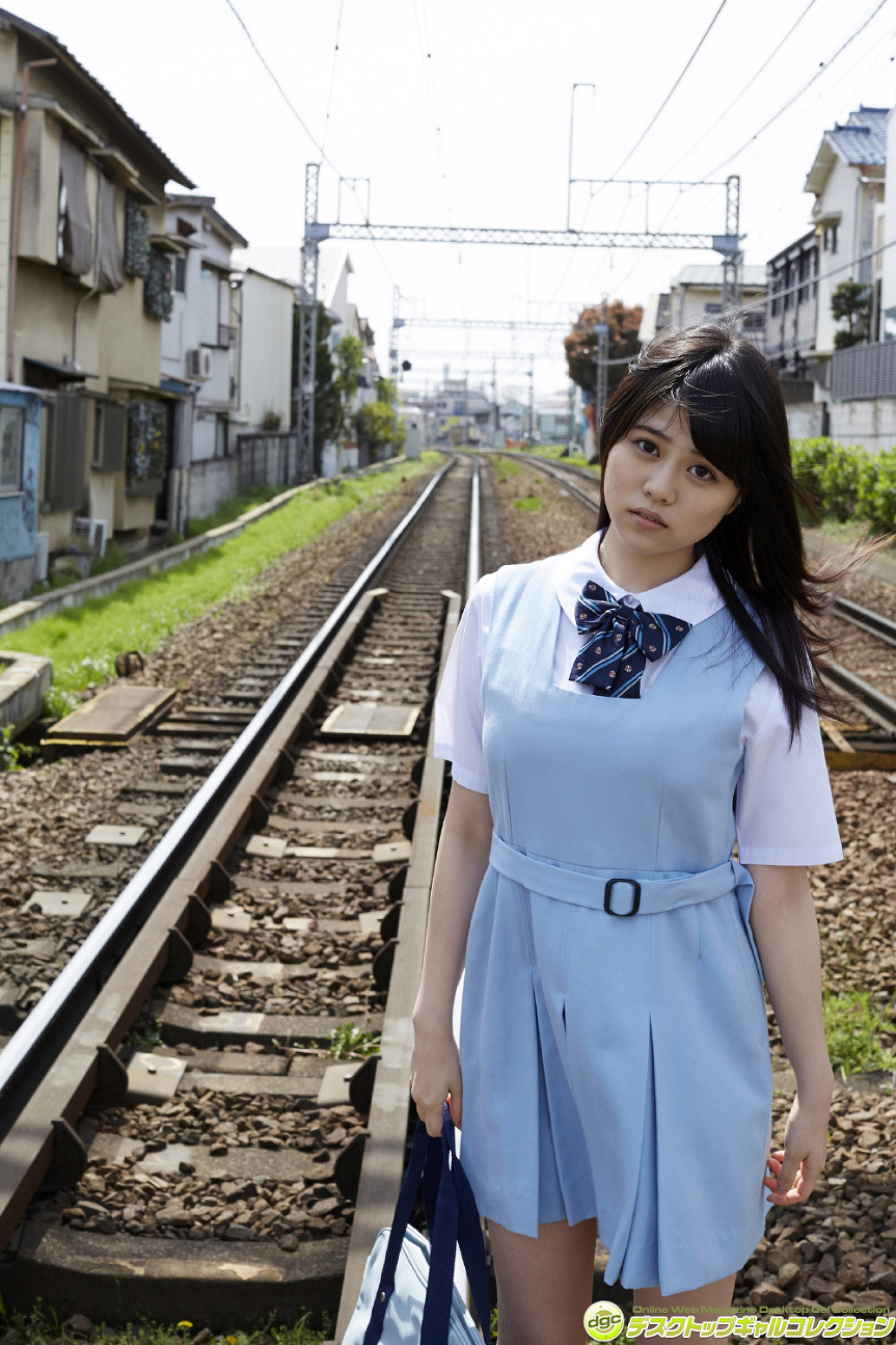 [DGC] 2015年09月号 No.1262 Hinata Shizaki 志崎ひなた [100p]