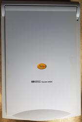 중고 스캐너 HP Scanjet 3200C 팝니다