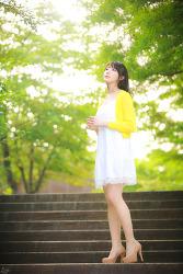 서울숲의 청순한 그녀 MODEL: 연다빈 (7-PICS)