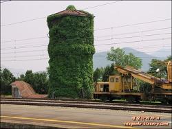 철도교통의 중심, 문화재가 있는 삼랑진역(2013.05.25.)