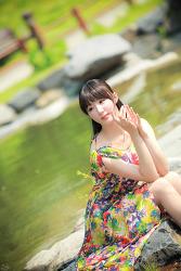 샤랄라한 그녀 ... :) MODEL: 연다빈 (7-PICS)