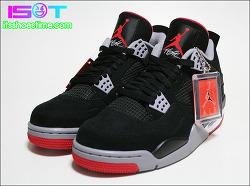 "Air Jordan 4 Retro ""B.Red"" 2012 - IST Review | 에어 조던 4 리트로 ""검/빨"" 2012 - 잇츠슈즈타임 리뷰"