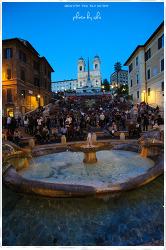 로마 밤사진 몇장.