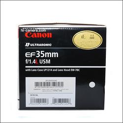 캐논 DSLR렌즈 추천]캐논 35mm F1.4 L USM, 사무엘.