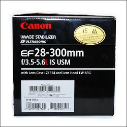 캐논 DSLR 렌즈 추천]캐논 28-300mm F3.5-5.6 IS L USM 할배백통