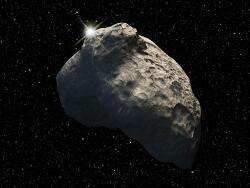 가장 작은 운석 in 카이퍼 벨트 (Kuiper Belt Object)