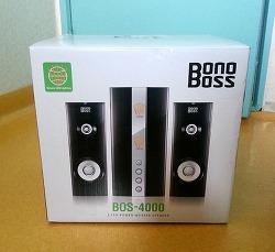 [스피커] 보노보스 BOS-4000