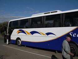 CNG버스 어느자리가 가장 안전할까?