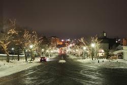 2010-2011 홋카이도 여행 - 하코다테 밤거리~ 야경 등등~