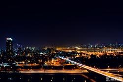 응봉산 개나리공원 (서울의 빛 #4) - 서울 야경 포인트