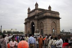 [인도 > 뭄바이 - 허잡여행기] 타지마할 호텔(Taj Mahal Hotel), 인디아 게이트(India Gate)