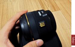 [캐논 마운트] 시그마 렌즈 30mm F1.4 EX DC HSM + UV필터 + 사진인화권의 삼식이 개봉기