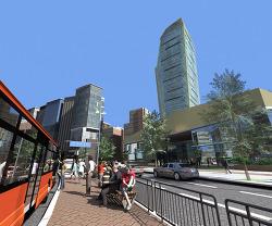 도시계획예시 작업-아틀란티스 스튜디오 3, 스케치업 7.1
