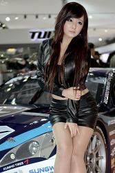 2011 Seoul Motor Show - 류지혜