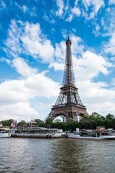 [PARIS] 파리에서 에펠탑 바라보기 - Eiffel Tower ver.01